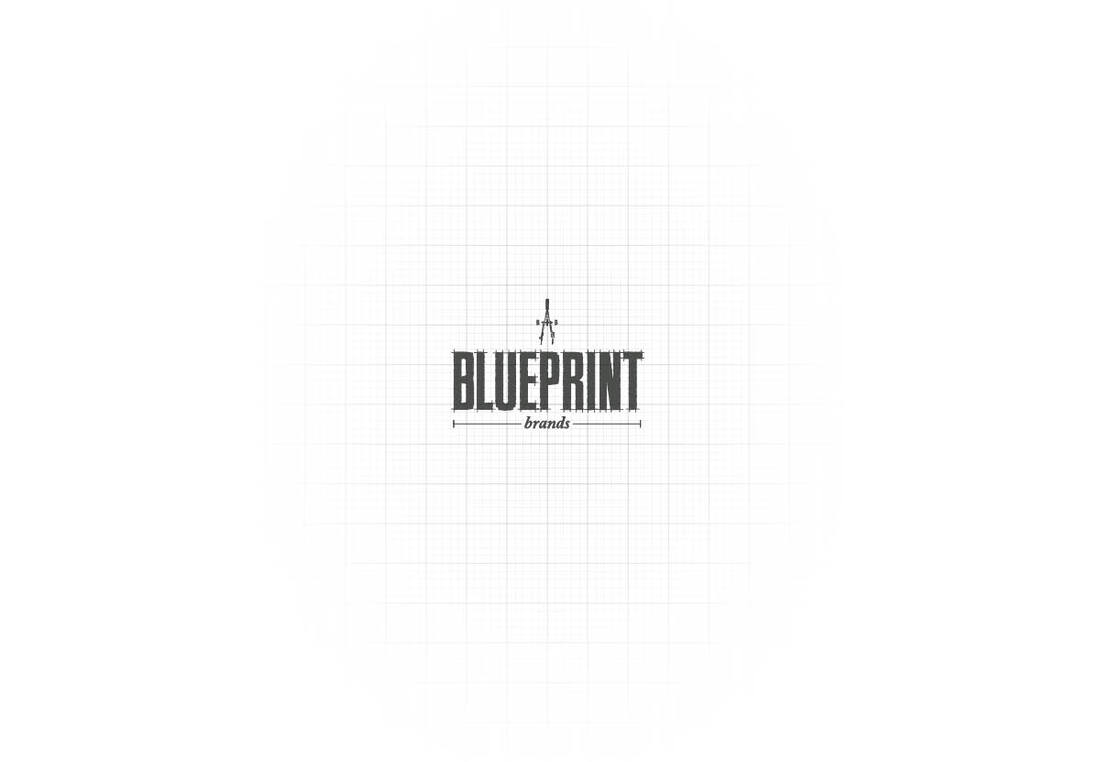 Blueprint brands janel 22 visual displays to showcase each brands individual identity while also dovetailing them together to create a cohesive blueprint brands concept malvernweather Images